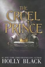 The Cruel Prince cover Owlcrate Exclusive Edition