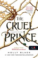 Hungarian The Cruel Prince cover