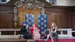 Cassandra Clare & Holly Black Book talk