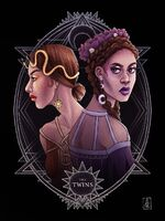 Jude and Taryn by alexisc-art