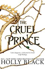 The Cruel Prince cover with Leigh Bardugo Review