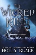 Owlcrate Exclusive Edition The Wicked King cover