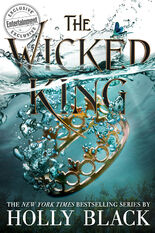 The Wicked King exclusive cover
