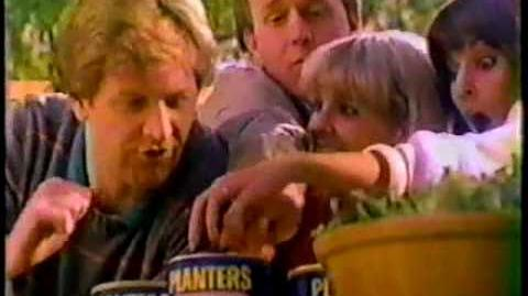 1980s Planters Cheez Balls Commercial
