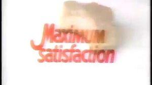 "1990 - ""We Mean Peanut Butter"""