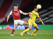 Arsenal v Villarreal (Europa League 2020-21).3