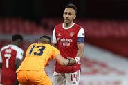 Arsenal v Villarreal (Europa League 2020-21).11
