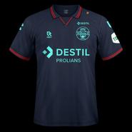 Willem II 2020-21 third