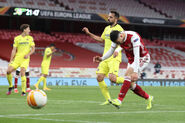 Arsenal v Villarreal (Europa League 2020-21).7