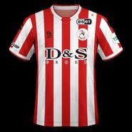 Sparta Rotterdam 2020-21 home