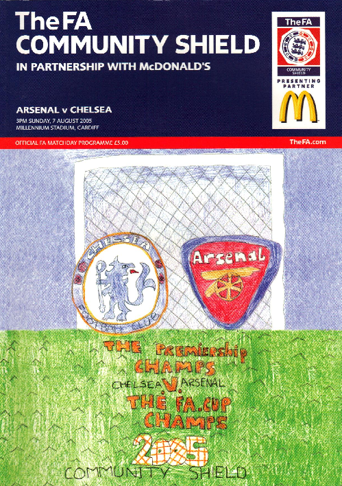 2005 FA Community Shield