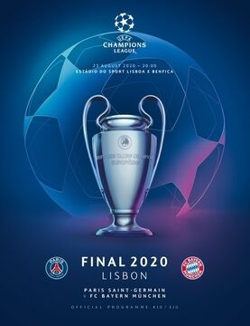 2020 Uefa Champions League Final Football Wiki Fandom