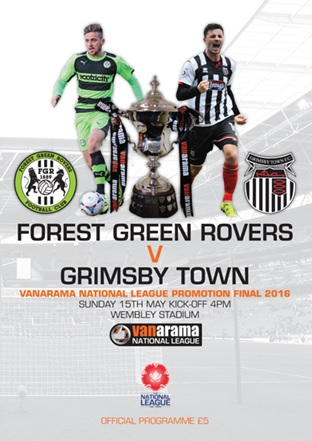 2016 National League play-off Final