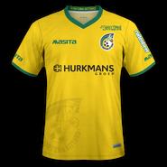 Fortuna Sittard 2020-21 home