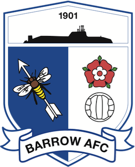 2017–18 Barrow A.F.C. season