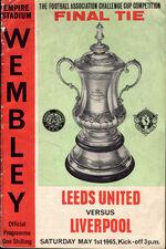 1965 FA Cup Final programme.jpg