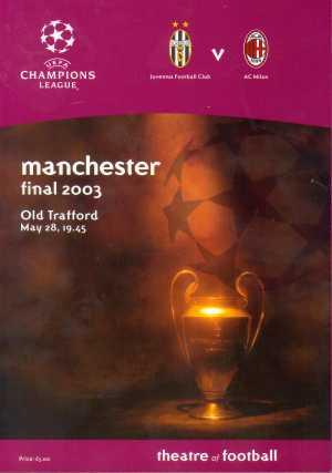 2003 UEFA Champions League Final
