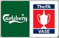 The FA Vase logo.