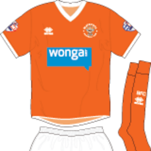 Blackpool Fc Squad 2014 15 Football Wiki Fandom