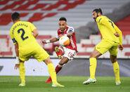 Arsenal v Villarreal (Europa League 2020-21).6