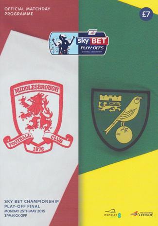 2015 Football League Championship play-off Final