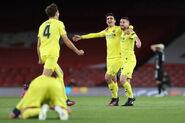 Arsenal v Villarreal (Europa League 2020-21).9