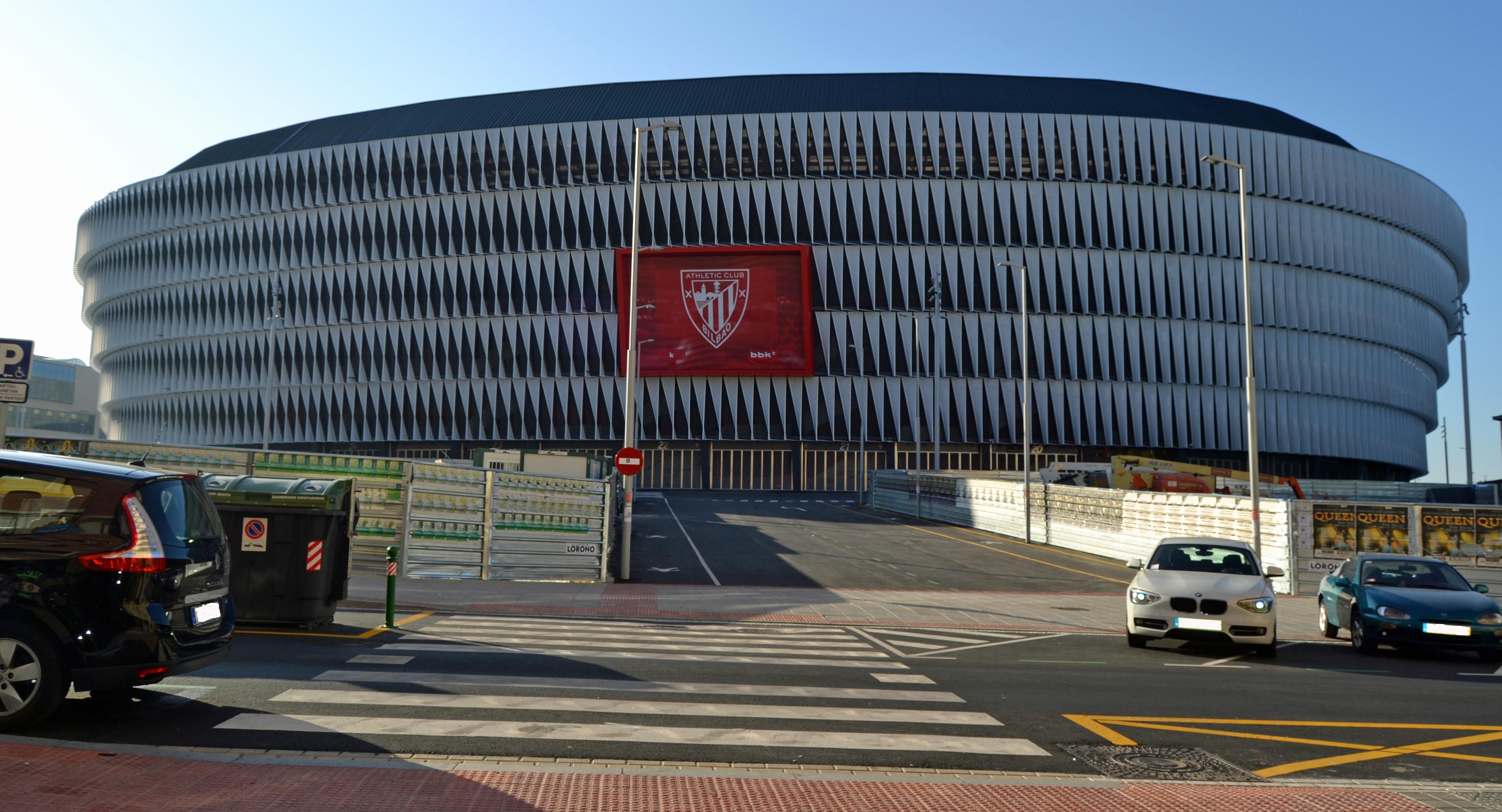 San Mamés Stadium (2013)