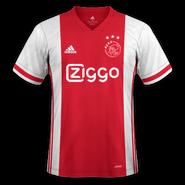 Ajax 2020-21 home