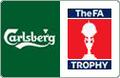 The FA Trophy logo.