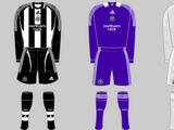 Newcastle United FC Squad, 2008-09