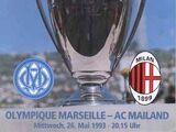 1993 UEFA Champions League Final