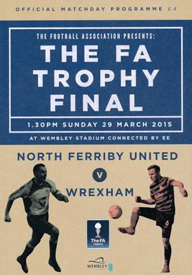 2015 FA Trophy Final