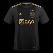 Ajax 2020-21 third