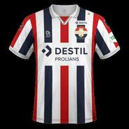 Willem II 2020-21 home