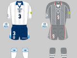 England Squad, Euro 96