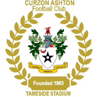 2017–18 Curzon Ashton F.C. season