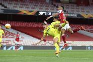 Arsenal v Villarreal (Europa League 2020-21).8