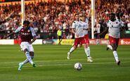 Bristol City v Aston Villa (2021-22)