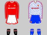 Manchester United FC Squad, 1991-92