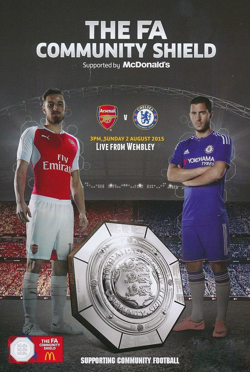 2015 FA Community Shield