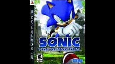 "Sonic the hedgehog 2006 ""Mephiles"" Music"