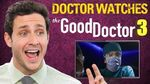 Real Doctor Reacts to THE GOOD DOCTOR 3 Medical Drama Review