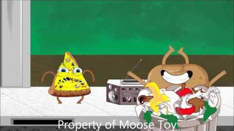 ZootyCutie/Original Grossery Gang animation pitch found!