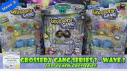 NEW! Grossery Gang Series 3 Extravaganza - Wave 2 Grosseries and New Trash Stained