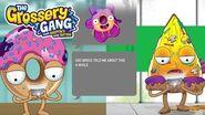 Grossery Gang Cartoon Text Like A Grossery Gang Grossemoji Cartoons For Children