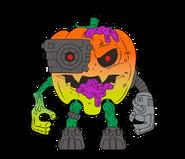 Space jump pumpkin catalog art