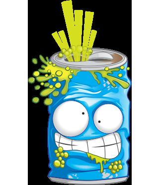 Sticky Soda