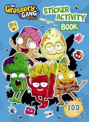 Grossery Gang: Sticker Activity Book