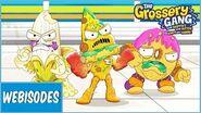 The Grossery Gang Cartoon Putrid Power Part 6 - Ep