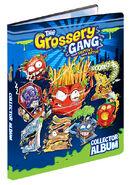 Grossery Gang Collector Album